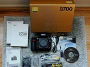 Продаж Brand New Nikon D700,  Nikon D3,  Nikon D90 розблокована