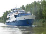 Аренда теплохода для отдыха в Астрахани и дельте Волги