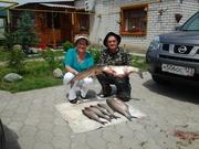 Рыбалка и отдых в Астраханской области