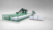 Оборудование для производства газобетона,  пенобетона,  полистиролбетона