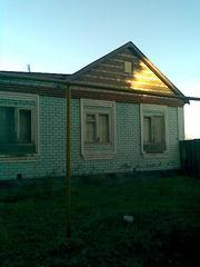 Кирпичный дом в с.Застенка