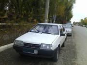 Lada 21099 в хорошем состоянии