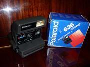 Продам фотоаппарат Polaroid 636 Closeup